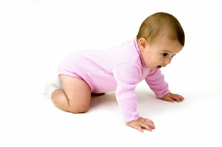 Toys For Learning To Crawl : Baby facts about babies ←factslides→